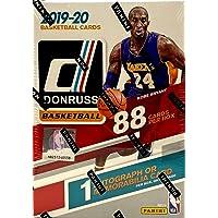 $99 » 2019/20 Panini Donruss NBA Basketball BLASTER box (88 cards, ONE Memorabilia or Autograph…