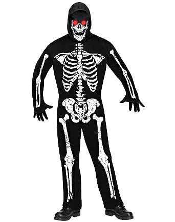 Fun World Menu0027s Fade In/Out Skeleton Costume Multi One Size  sc 1 st  Amazon.com & Amazon.com: Fun World Menu0027s Fade In/Out Skeleton Costume Multi One ...