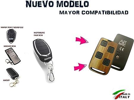HR Multi 3 Mando DE Garaje Compatible MOTORLINE Falk MX4SP ...