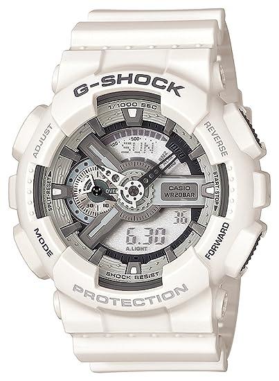 Reloj Casio G-shock – Reloj G Shock analógico estándar/Digital combinación modelo 1