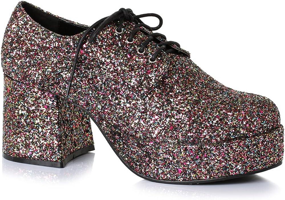 Heel Glitter Shoes size Medium