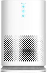 Medify MA-14 Medical Grade True HEPA (H13 99.97%) Air Purifier for 235 Sq. Ft. Allergies, Dust, Pollen.Perfect for Single Office, Bedrooms, Dorms or Baby Nurseries - White