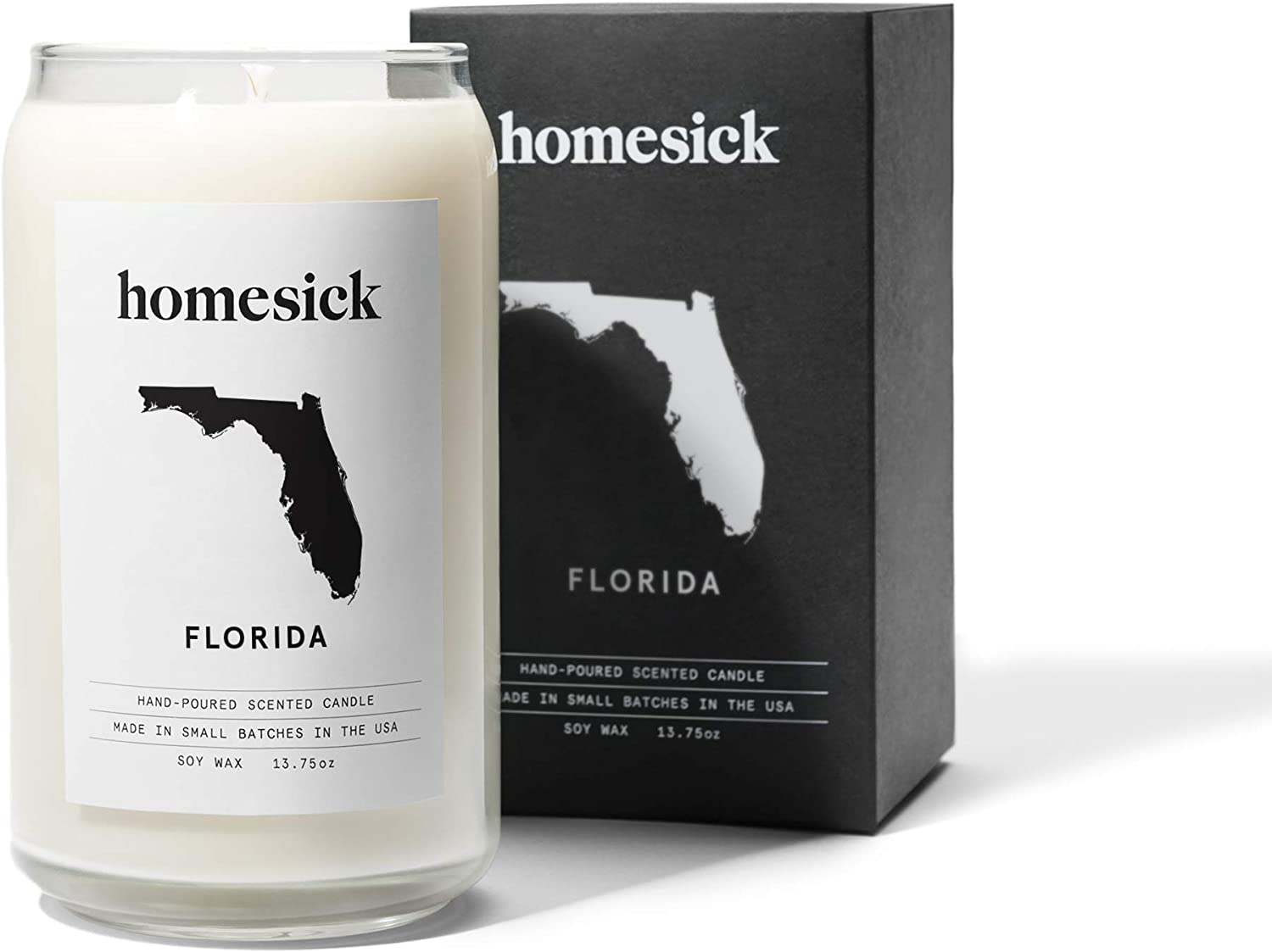 Homesick Scented Candle, Florida