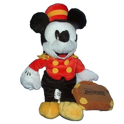 Amazon Com Disney S Institute Bellhop Mickey Mouse Bean Bag 8