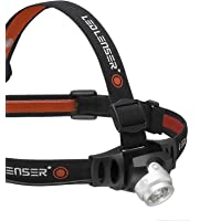 Led Lenser NEO10R - Linterna (Linterna con cinta