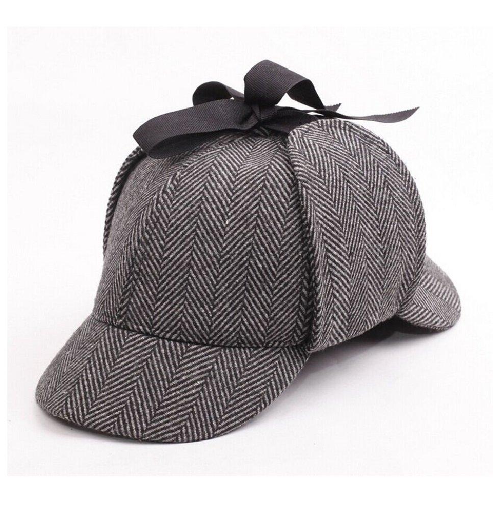 COSFANCY Men`S Sherlock Detective Hat