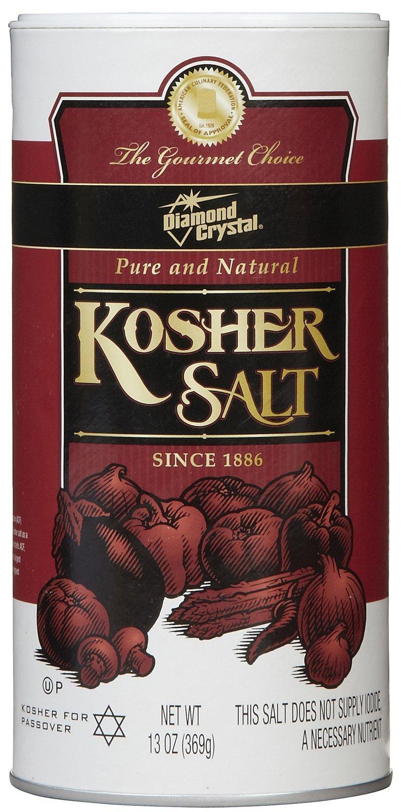 Diamond Crystal Kosher Salt, 13 oz