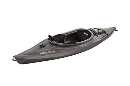 Sun Dolphin Excursion Sit-In Angler Kayak (Gray Swirl, 10-Feet)