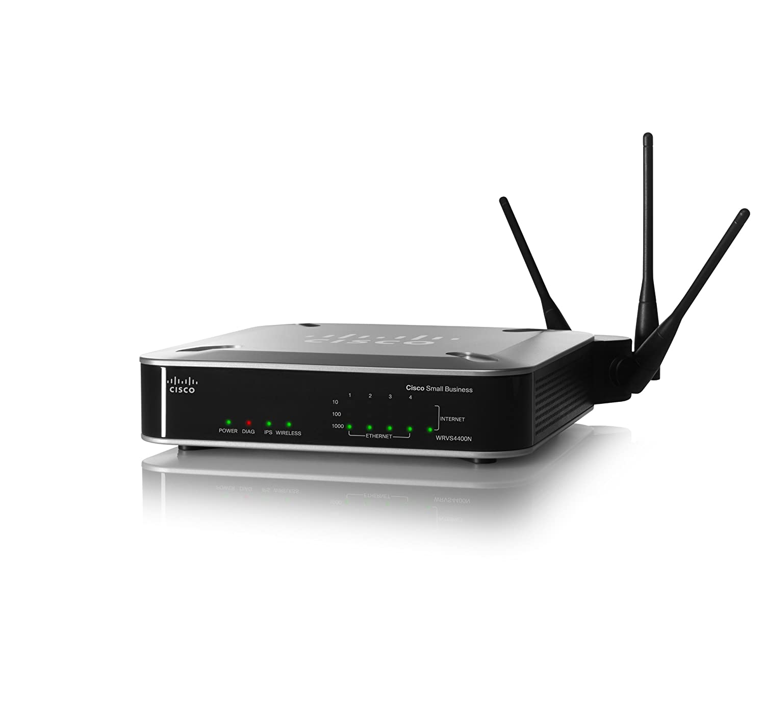 Amazon.c: Linksys WRVS4400N Wireless-N Gigabit Security Router ...