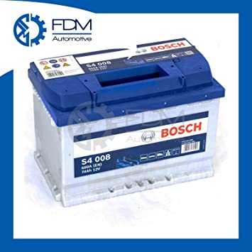 batterie voiture bosch s4008