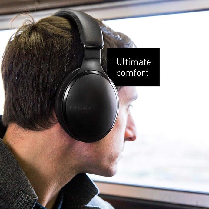 Panasonic 松下 RP-HD805N 主动降噪无线蓝牙耳机 4.7折$115.8史低 海淘转运到手约¥875