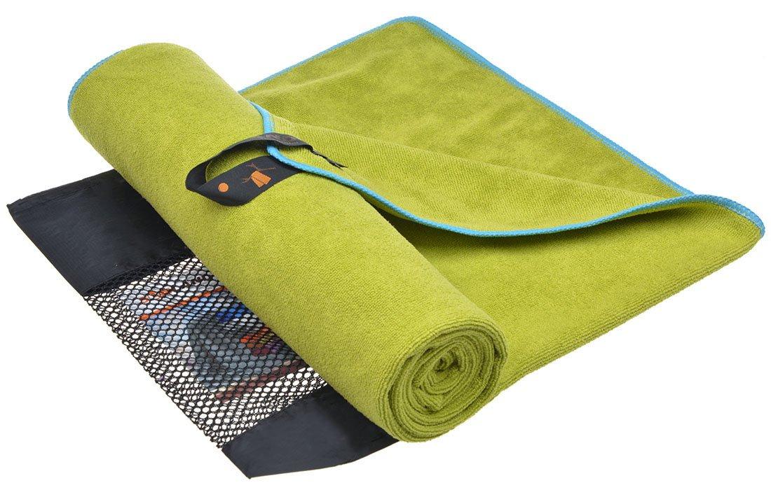 SUNLAND Microfiber Towel Ultra Absorbent Travel Towels Fast Drying Sports Towel Bath Gym Towels