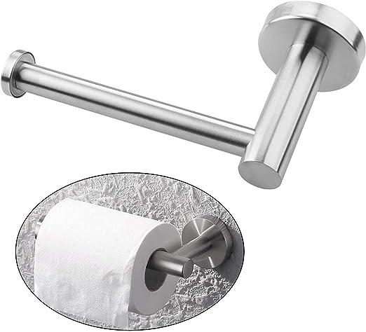 Chrome Porte-rouleaux de papier 1 an de garantie accessoires de salle de bain conçu pour durer
