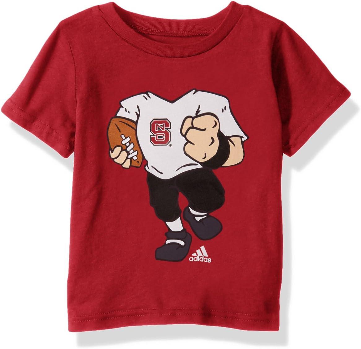Outerstuff NCAA Unisex-Baby Football Dreams Short Sleeve Tee