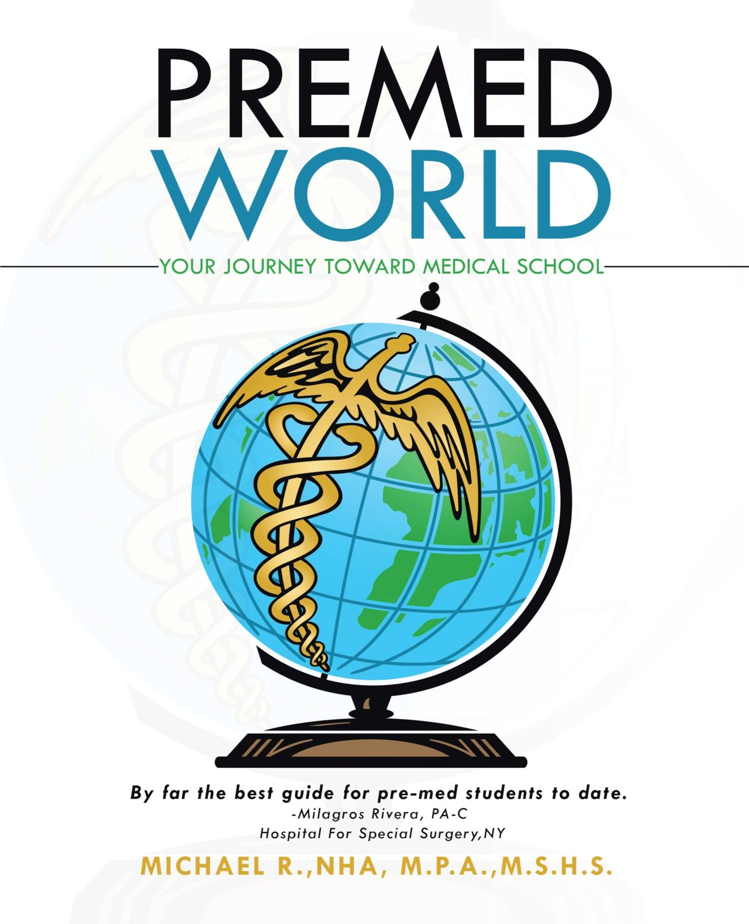 Download Premed World: Your Journey Toward Medical School pdf