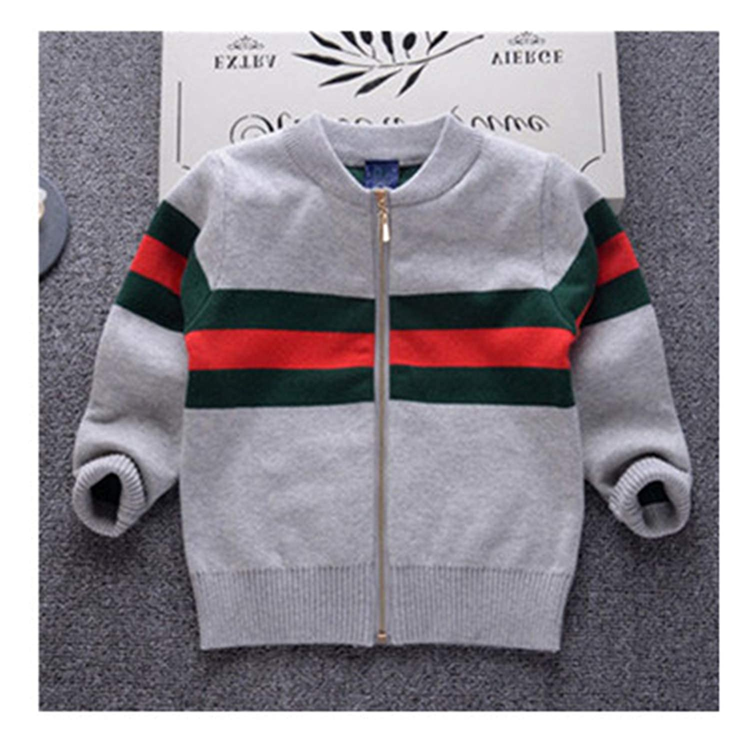 Winter Boys Sweaters Fashion Baby Girl Sweaters Pullover Kids Knitted Outerwear