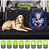 COSMOPLUS Dog Car Seat Covers Pet For CarsDog Hammock Bench