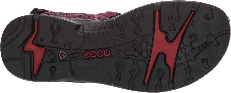 ECCO Offroad, Chaussures de Fitness Femme Aubergine Mauve 51343
