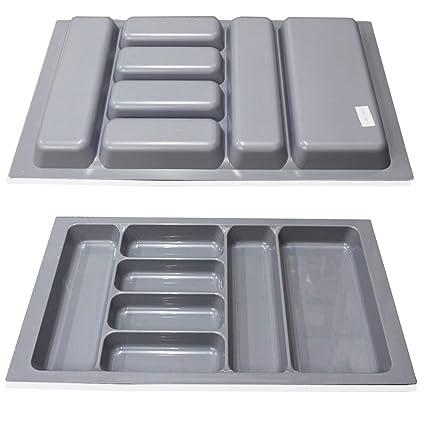 JJ Online Store,bandeja organizadora de almacenamiento para cocina, con 7 divisiones