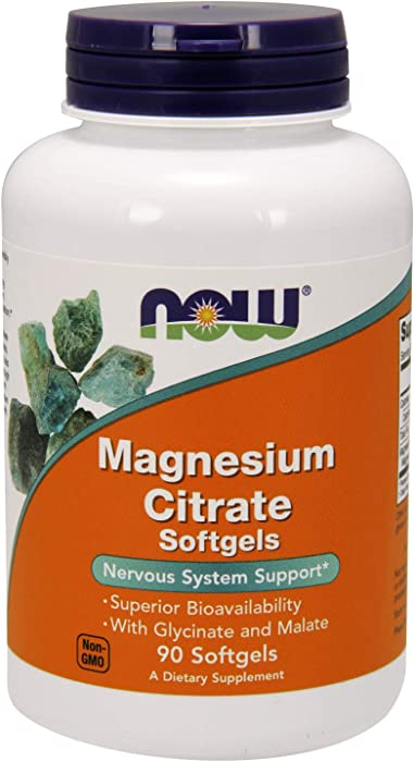 The Best Magnesium Citrate Whole Food