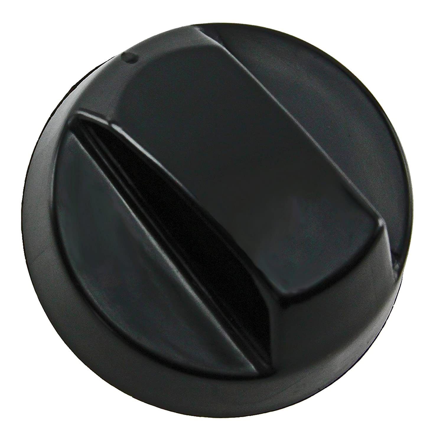 Spares2go Control Switch Knob for Caple Oven Cooker//Hobs Black, Pack of 4