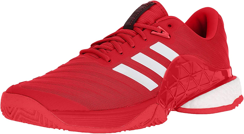 adidas Men's Barricade 2018 Tennis Shoe