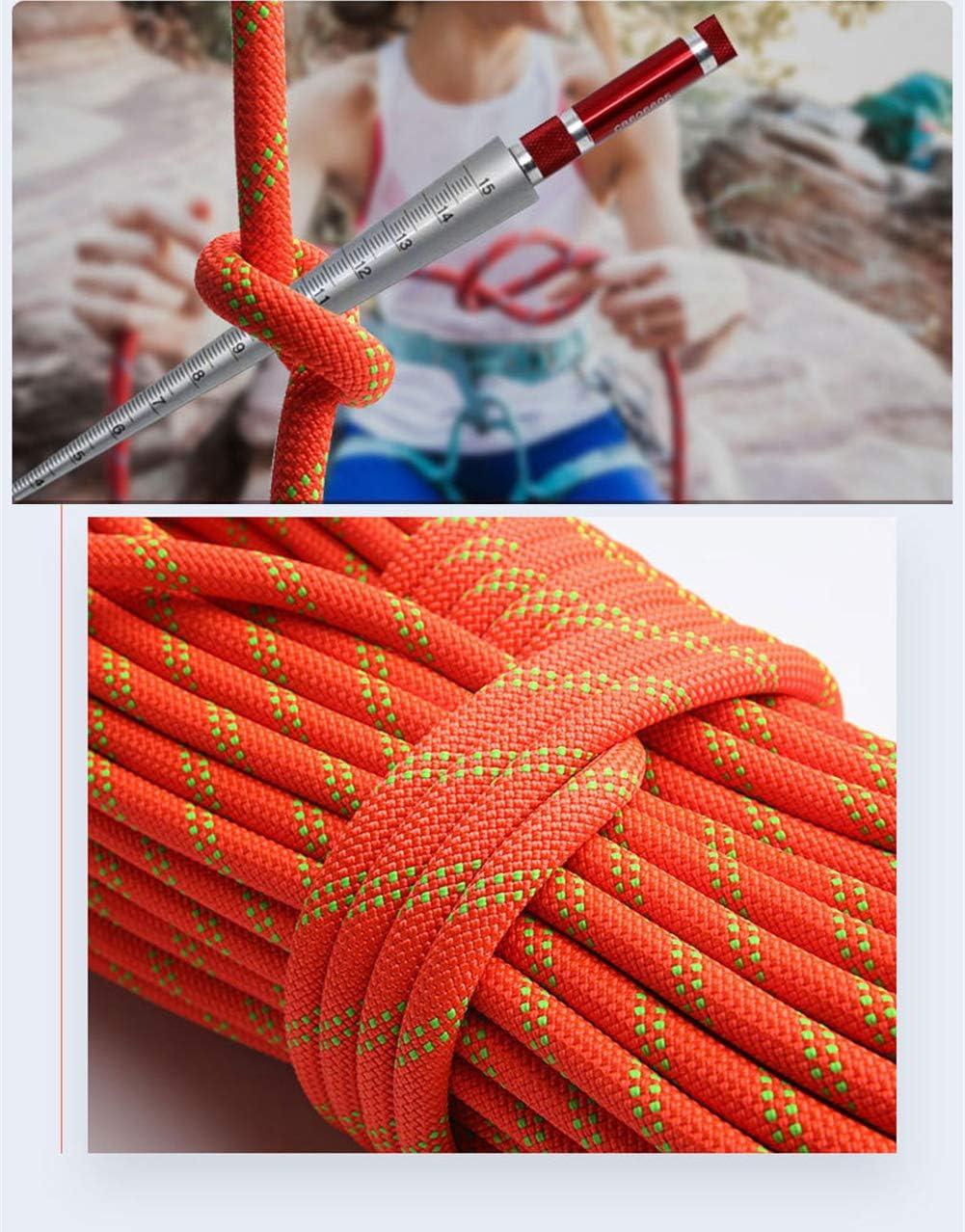 Cuerda de escalada, Cuerda para escalada profesional al aire ...