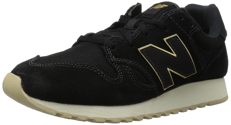 New Balance WL520 W Calzado 37 EU|Noir
