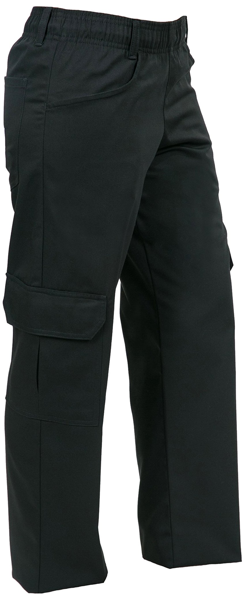 Mercer Culinary M61100BK3X Genesis Women's Chef Cargo Pant, 3X-Large, Black by Mercer Culinary