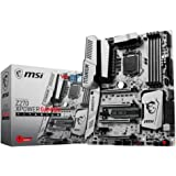 MSI Intel Z270 Xpower Gaming Titanium 7th/6th Gen ATX Motherboard, White