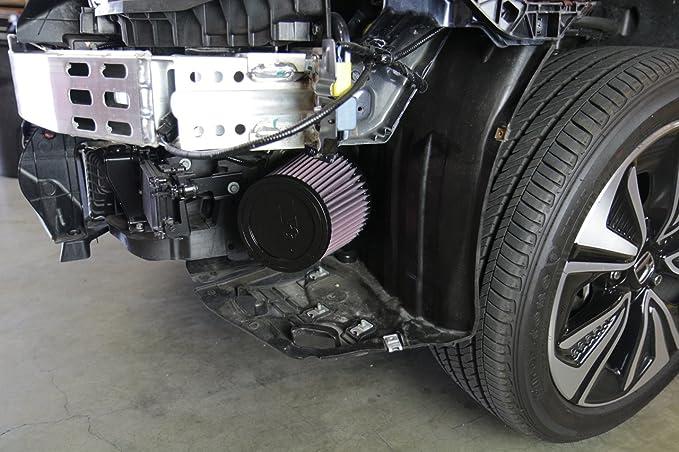 16 - 17 Honda Civic 1.5T Turbo 10th Gen HPS aire frío ingesta kit (convierte a shortram): Amazon.es: Coche y moto