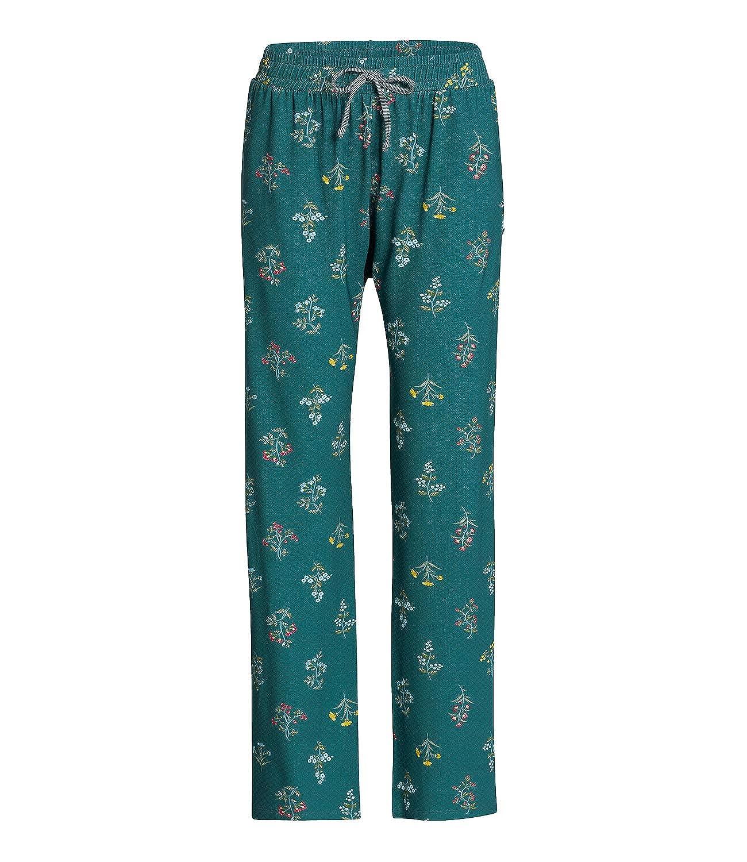 PiP Studio Damen Pyjamahose lang Pants Babbet Winter Wonderland 260781