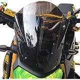 YAMAHA MT-09 用 ウインドシールド バイク スクリーン スモーク