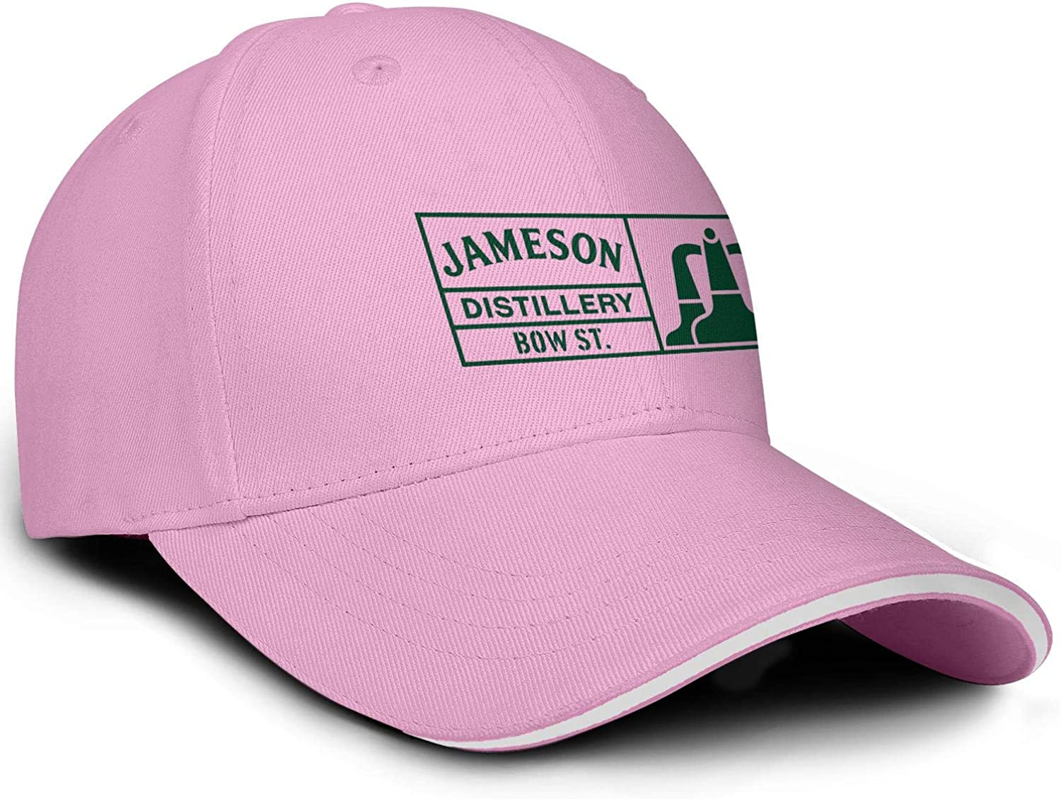 Mans Womens Jameson-Distillery-Bow-ST. Cap Casual Sports Caps Hats