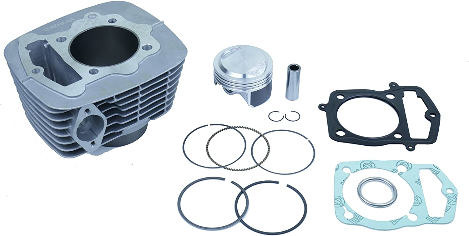 Athena Parts P400210100054 Big Bore Cylinder Kit 67 mm Honda 07-2015 CRF230 to 235 cc