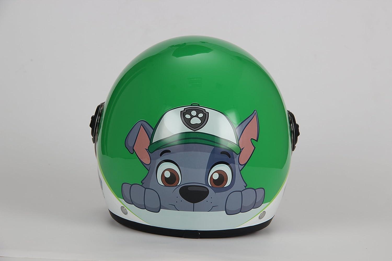 Rocky YS BHR 24971 Casco Demi-Jet Modello Nickelodeon