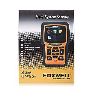 Foxwell's NT510