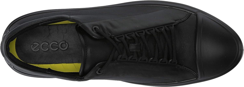 ECCO Flexure T-Cap M, Sneakers Basses Homme Noir Black 1001