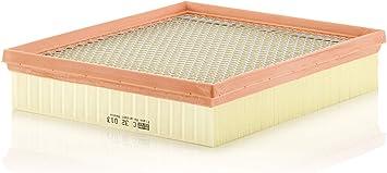 Original Mann Filter Luftfilter C 32 013 Für Pkw Auto