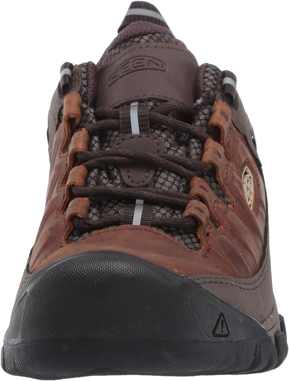 KEEN Mens Targhee Iii Wp Hiking Shoe