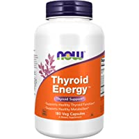 NOW Thyroid Energy,180 Veg Capsules