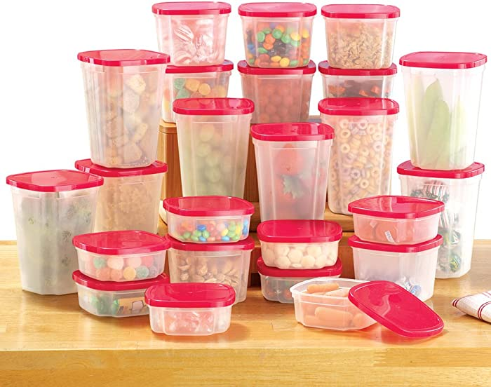 Top 10 Food Storage Rotating System