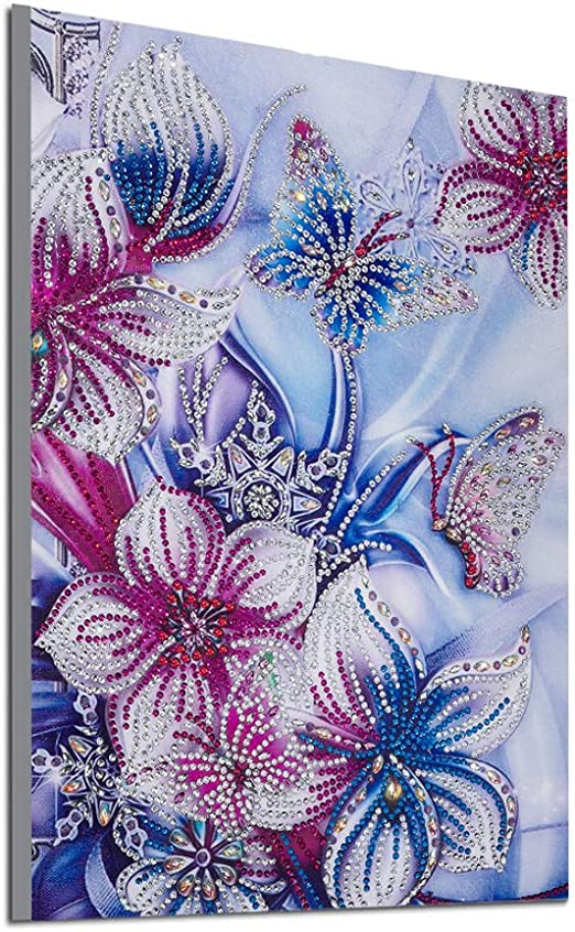 5D Diamant Painting Nach Zahlen Kits Diamond Painting DIY Diamanten Painting Bilder Voll Set Malen Nach Zahlen Diamond Painting Kristall Strass Stickerei Mosaik Gem/älde f/ür Erwachsene Anf/änger 30x40cm