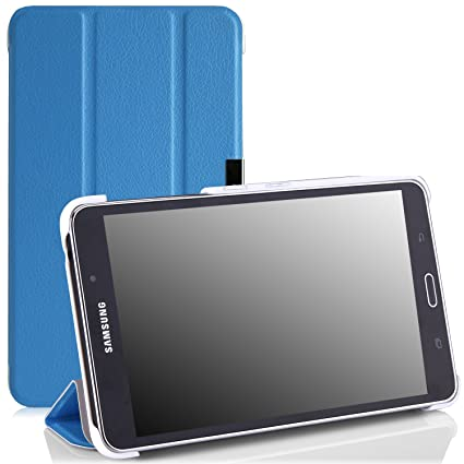 detailed look c3aff 49580 Amazon.com: MoKo Samsung Galaxy Tab 4 7.0 Case - Slim Lightweight ...