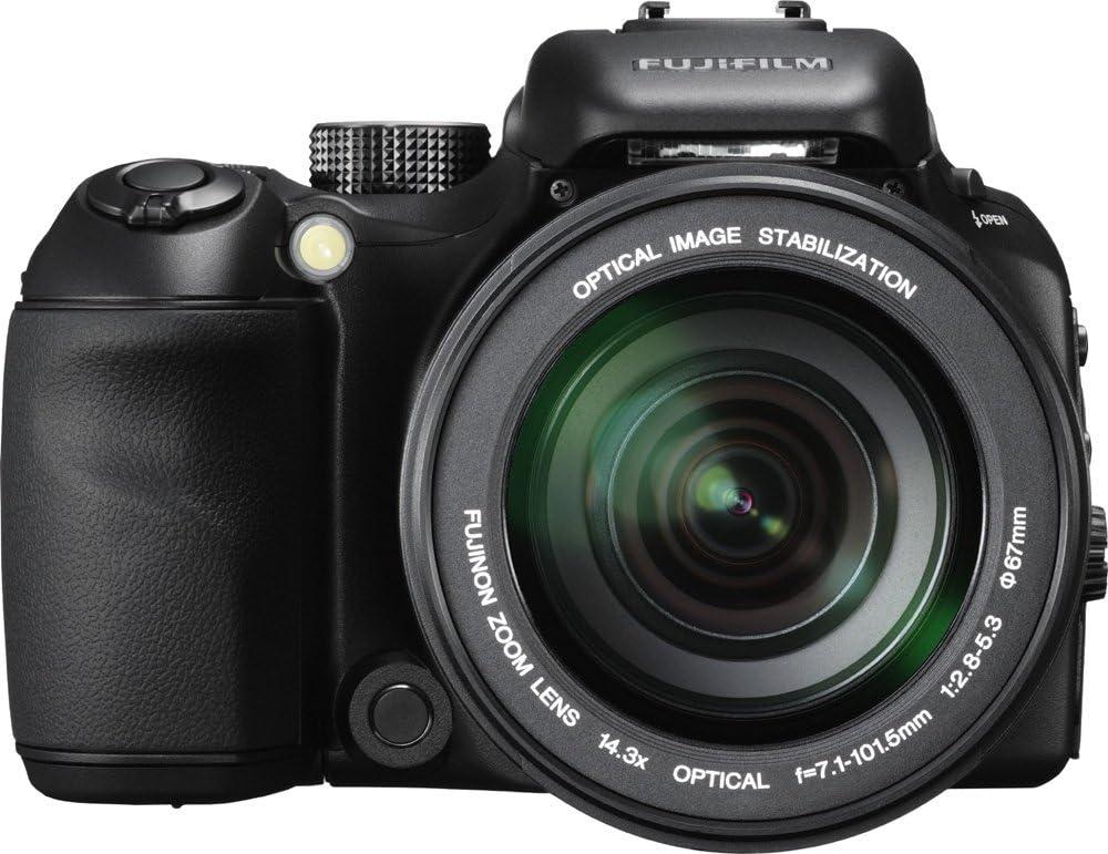 Fujifilm Finepix S100fs Digitalkamera Schwarz Kamera