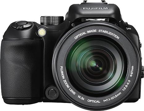 Fujifilm FinePix S100fs - Cámara Digital Compacta 11.1 MP (2.5 ...