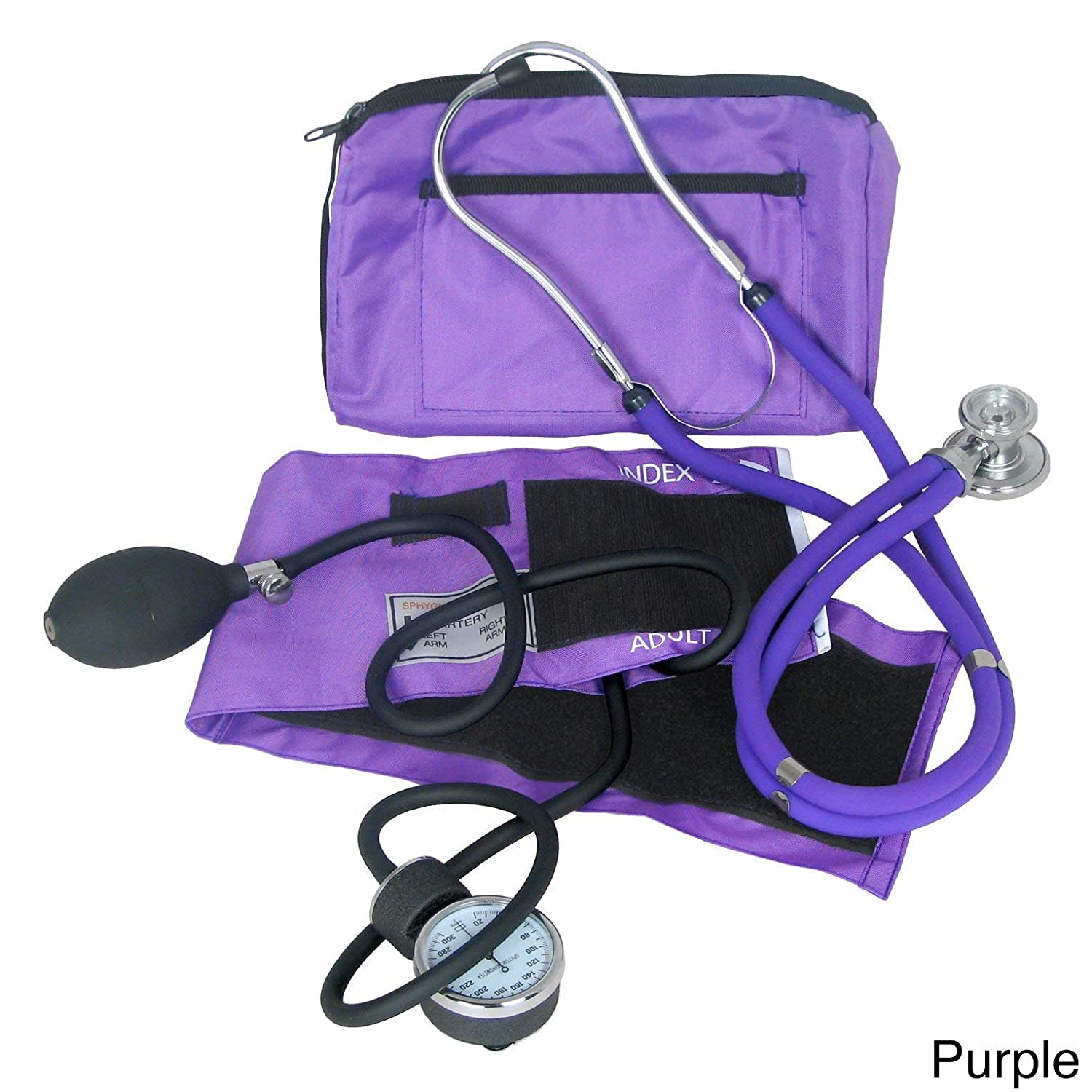Dixie EMS Blood Pressure and Sprague Stethoscope Kit by Dixie Ems   B008YKLX5O