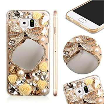 coque galaxy s6 bling bling