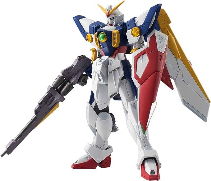 Multicolor TAMASHII NATIONS XXXG-00W0 Wing Gundam Mobile Suit Gundam Wing