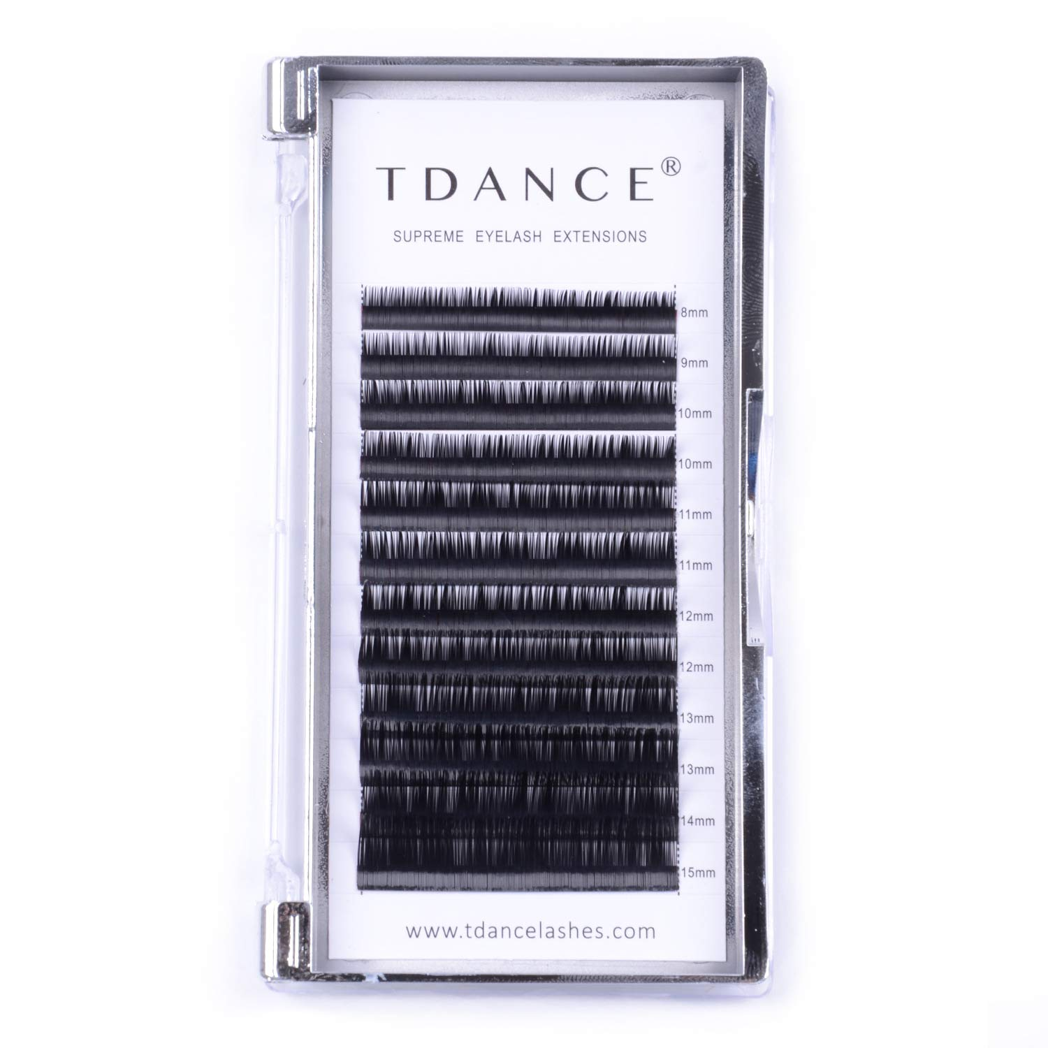 dd04e93be1b TDANCE Eyelash Extension C Curl 0.07mm Thickness Semi Permanent Individual Eyelash  Extensions Silk Volume Lashes